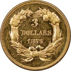 1873 CLOSED 3 $3 MS reverse