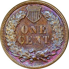 1887 1C MS reverse