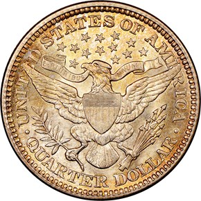 1911 25C MS reverse