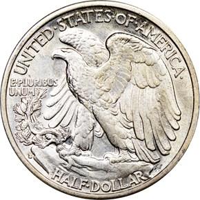 1935 S 50C MS reverse