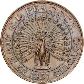 (c.1900-06) CHICAGO HT-M23 IL MS obverse