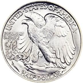 1945 S 50C MS reverse