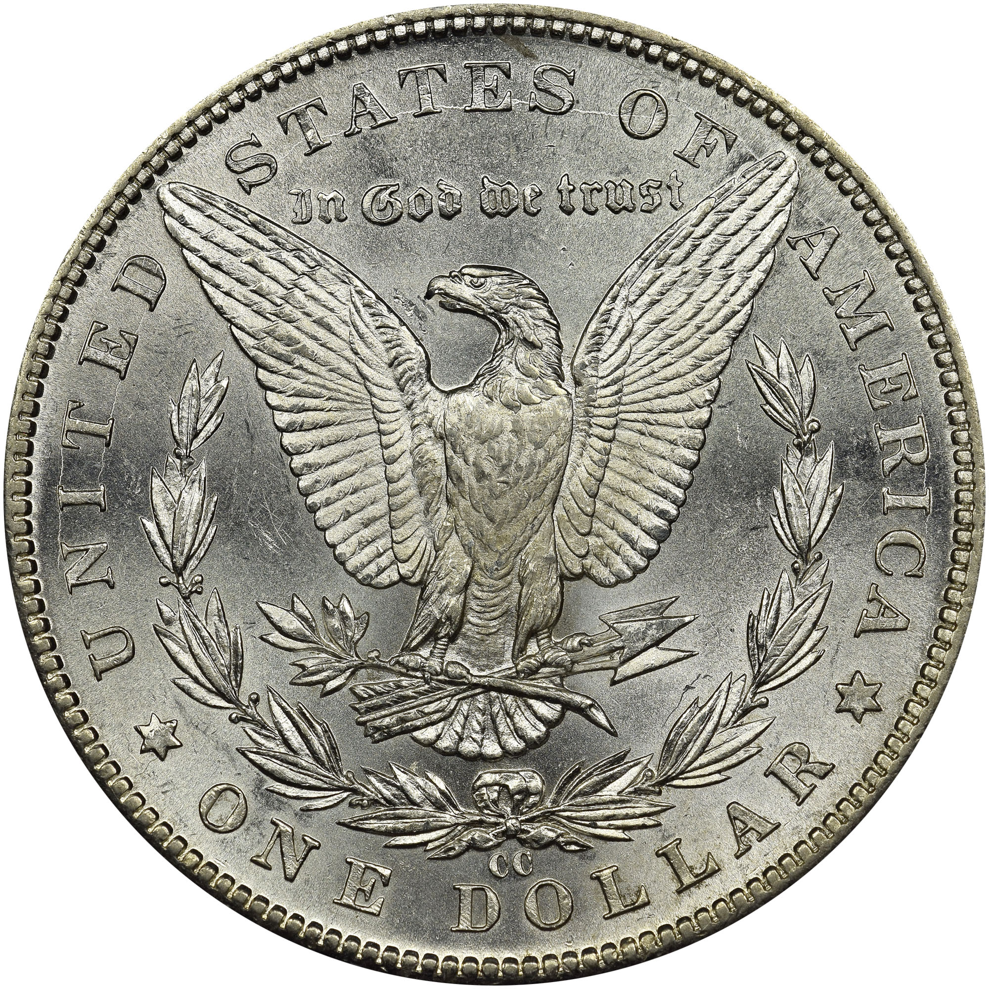 1889 CC $1 MS Morgan Dollars | NGC