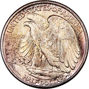 1940 50C MS reverse
