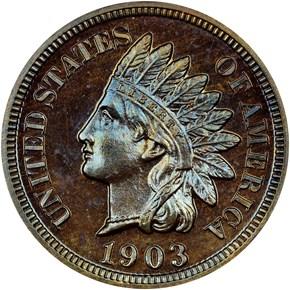 1903 1C PF obverse