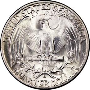 1936 S 25C MS reverse