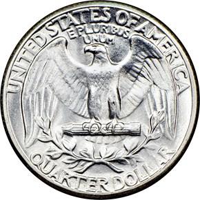 1939 25C MS reverse
