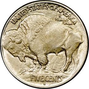 1913 S TYPE 1 5C MS reverse