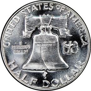 1950 50C PF reverse