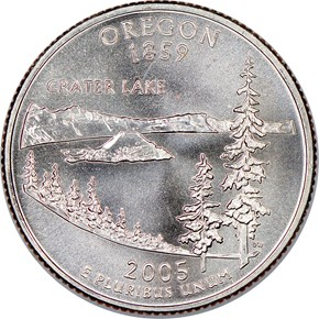 2005 P SMS OREGON 25C MS reverse
