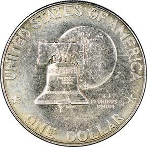 1776-1976 TYPE 1 $1 MS reverse