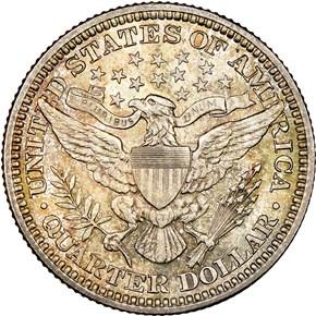1915 25C MS reverse