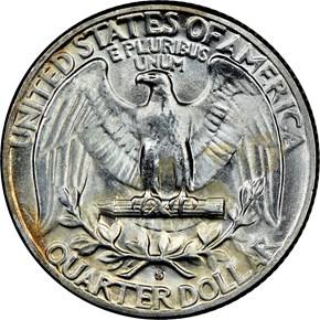 1954 S 25C MS reverse