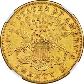 1873 S OPEN 3 $20 MS reverse