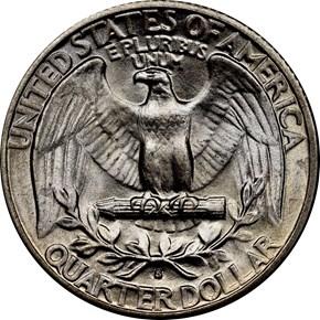 1935 S 25C MS reverse