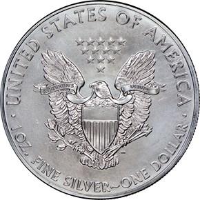 2012 EAGLE S$1 MS reverse