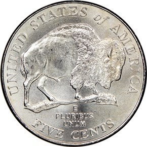 2005 D SMS BISON 5C MS reverse