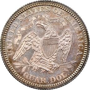 1867 25C PF reverse