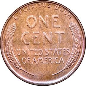 1931 D 1C MS reverse