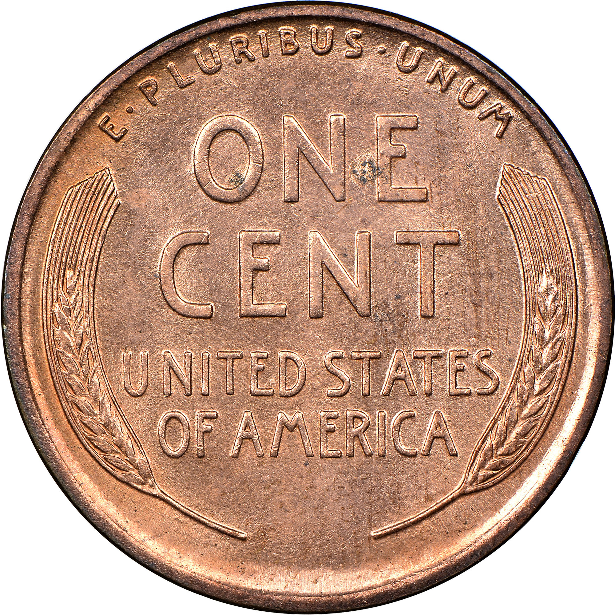 1915-D Lincoln Wheat Small Cent