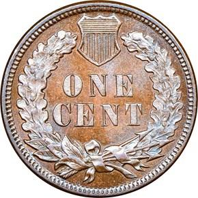 1885 1C PF reverse