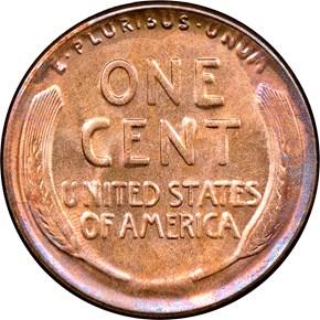 1913 S 1C MS reverse
