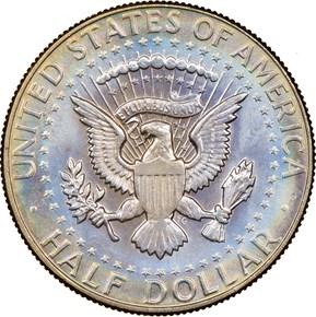 1966 50C MS reverse