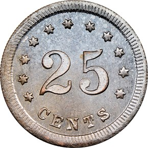 (1861-65) KY S-1-25Z J.M. KERR SUTLER MS reverse