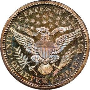 1914 25C PF reverse
