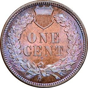 1886 TYPE 1 1C MS reverse