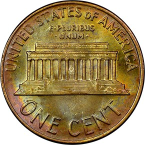 1968 1C MS reverse