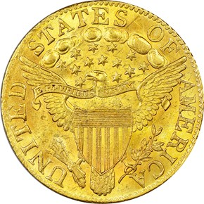 1803/2 $5 MS reverse