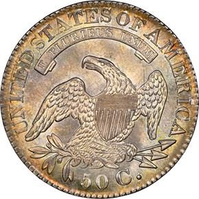 1828 50C MS reverse