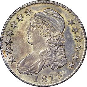 1813 50C/UNI 50C MS obverse