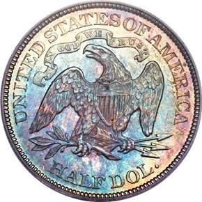 1890 50C MS reverse