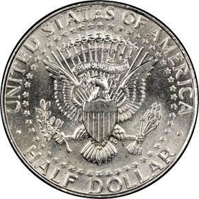 1998 D 50C MS reverse