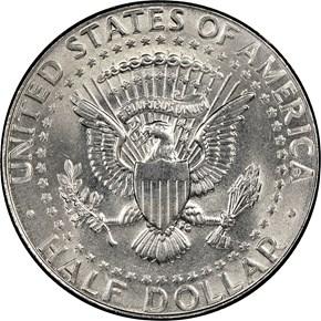 1999 D 50C MS reverse