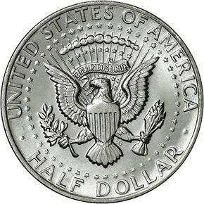 1978 D 50C MS reverse