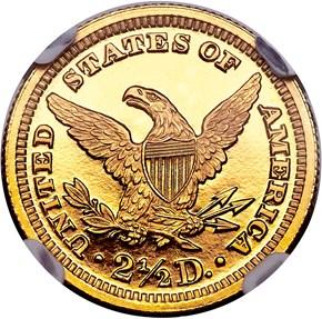 1895 $2.5 PF reverse