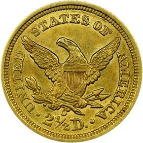 1842 O $2.5 MS reverse