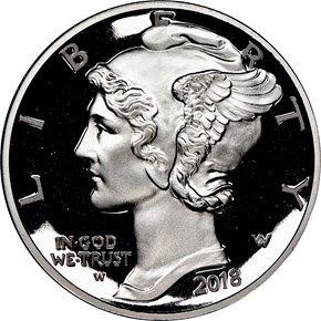 2018 W Eagle High Relief Pd$25 PF obverse