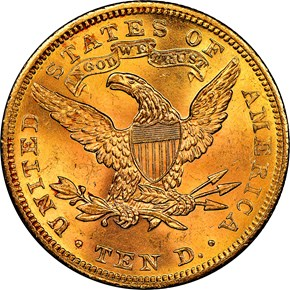 1900 $10 MS reverse