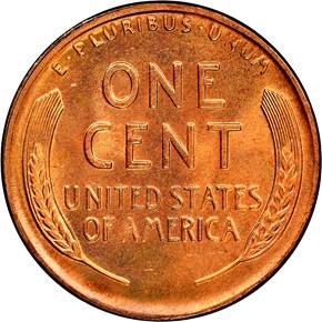 1927 D 1C MS reverse