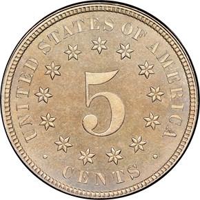 1876 5C PF reverse
