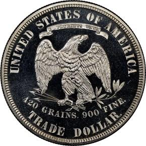 1883 T$1 PF reverse