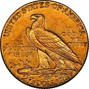 1914 $2.5 MS reverse