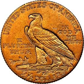 1911 $2.5 MS reverse