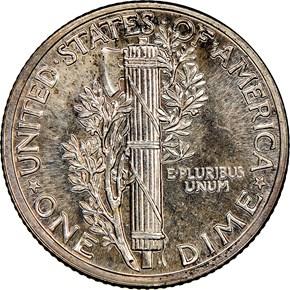 1937 10C PF reverse