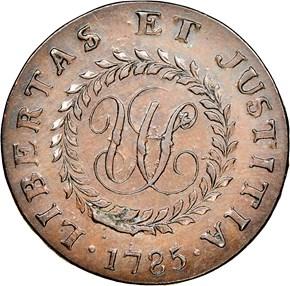 1785 LG DATE POINT RAYS NOVA CONSTELLATIO MS reverse