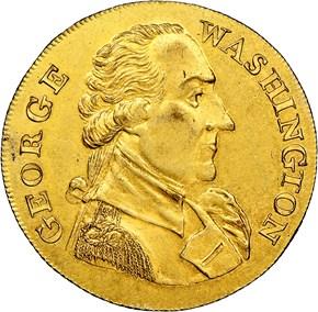 LARGE R.E. WASHINGTON - SUCCESS MEDAL MS obverse
